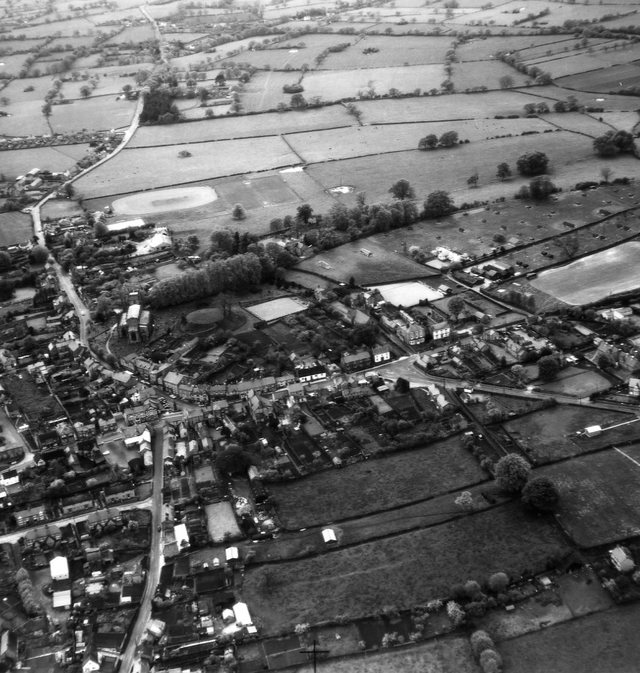 Aerial photos: Cheshire West and Chester