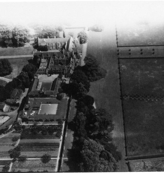 aerial photos  woking