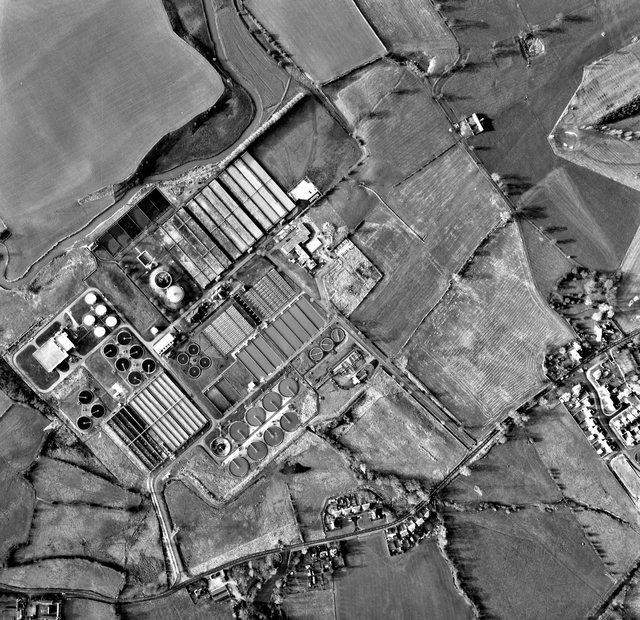 Industrial Area Stoke On Trent